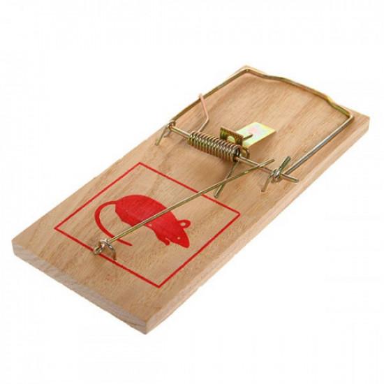 Mr.Mouse деревянная механическая ловушка от крыс